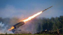 Tercera crisis de los misiles, como estaba