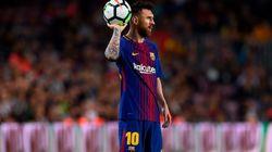 El Estado Islámico amenaza el Mundial de Rusia con una imagen de Messi encarcelado y
