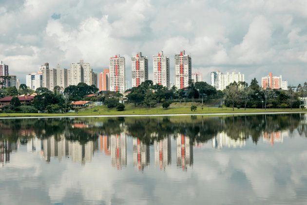 Barigui Park - Curitiba