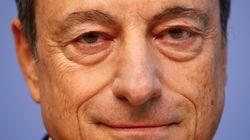Mario Draghi trae malas noticias para los bancos y buenas para los