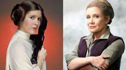 Carrie Fisher aparecerá en el episodio IX de 'Star Wars' utilizando metraje grabado antes de su