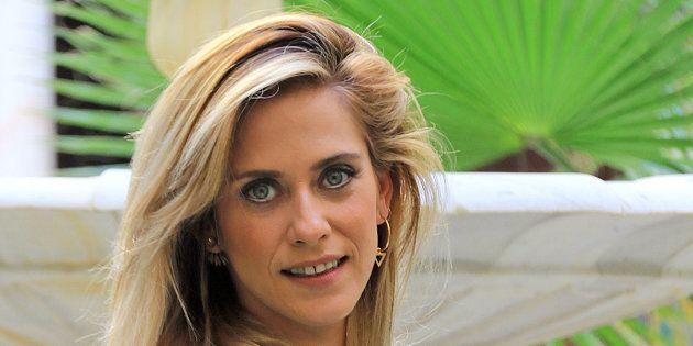La Actriz María León Cambia De Imagen El Huffington Post