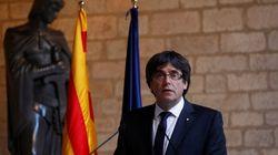 Puigdemont descarta las elecciones y deja en manos del Parlament la respuesta al