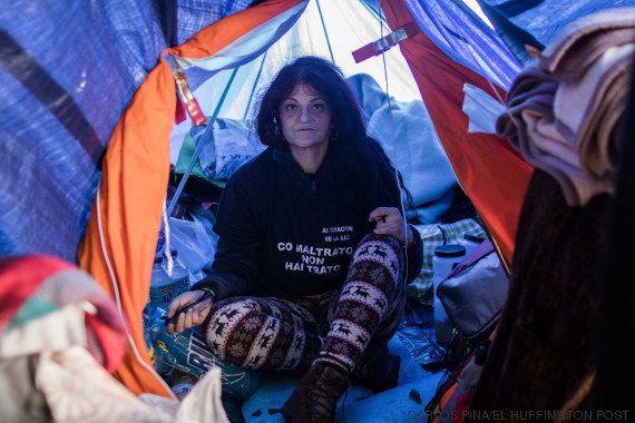 En huelga de hambre por un país sin violencia machista: