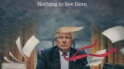 Trump, un presidente bajo la tormenta en