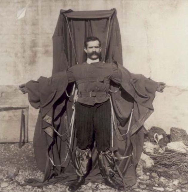La ridícula muerte del sastre austriaco que se creyó