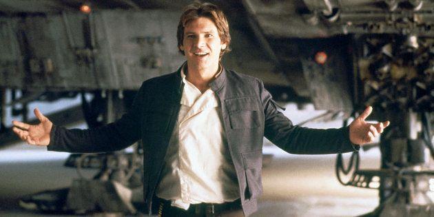 El verdadero nombre de Han Solo no es Han Solo, según el jefe de