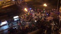 Una pelea provoca una avalancha en una procesión de