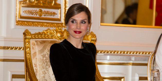 La nueva figura de Letizia en el Museo de Cera de Madrid es...