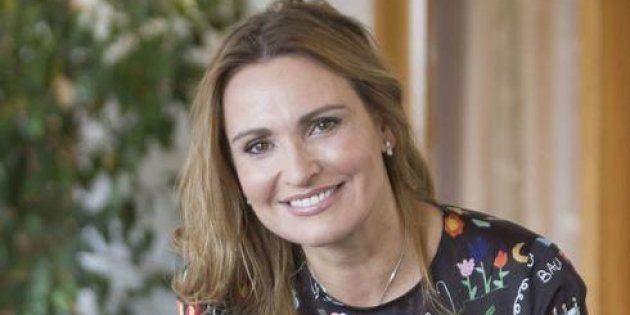 La tristeza de Ainhoa Arteta por el conflicto catalán: