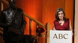 La disculpa de la reina Letizia por la ausencia del rey en una entrega de premios ante lo que sucede en