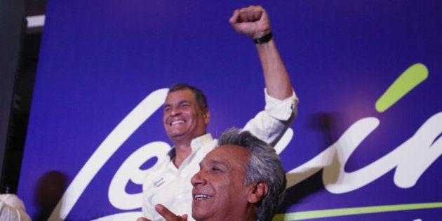 Lenín Moreno, el sucesor planificado de Correa que busca cambiar estilo en