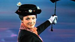 Julie Andrews estuvo a punto de morir rodando 'Mary