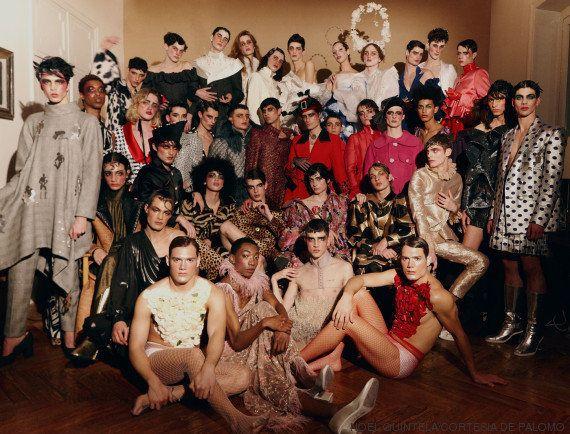 'Objeto Sexual', la colección de moda de Palomo que conquista hasta a Pedro