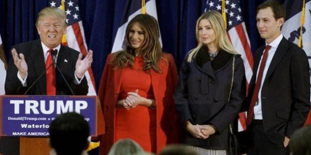 El clan Trump sale caro a los