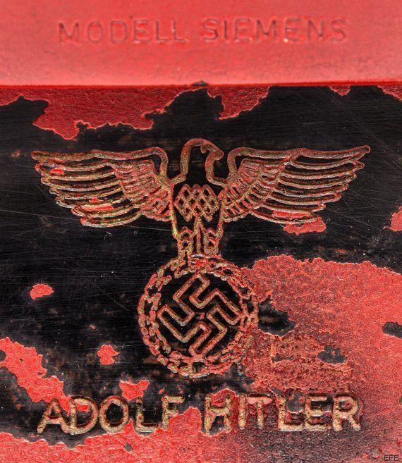 El teléfono personal de Hitler, vendido en Estados Unidos por 243.000