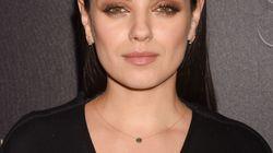Por qué Mila Kunis da un sorbito de vino a su hija todas las