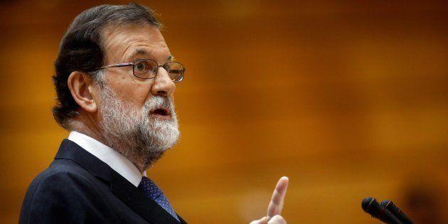 Rajoy, tras la votación del Parlament:
