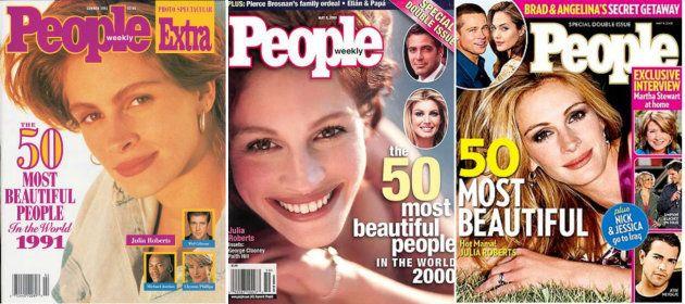 16 curiosidades que no sabías de Julia Roberts para celebrar sus 50