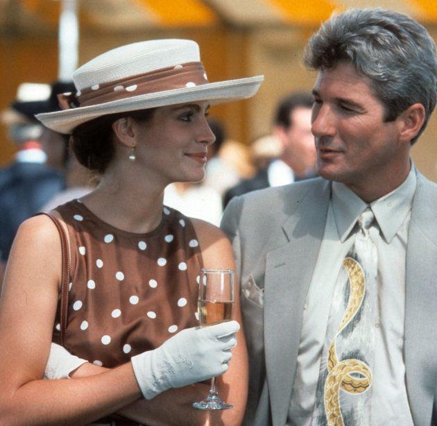 Julia Roberts y Richard Gere en una escena de 'Pretty