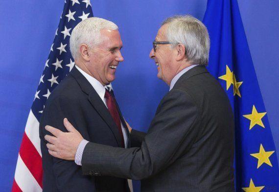 El vicepresidente de EEUU exige a Europa que aumente este año el gasto