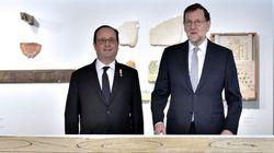 Hollande invita a Rajoy a la cumbre en Versalles junto a Merkel y