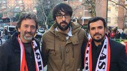 La historia detrás de las comentadas fotos de Alberto Garzón en el