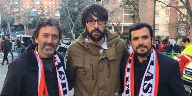 Garzón sorprende en Twitter con unas fotos en el