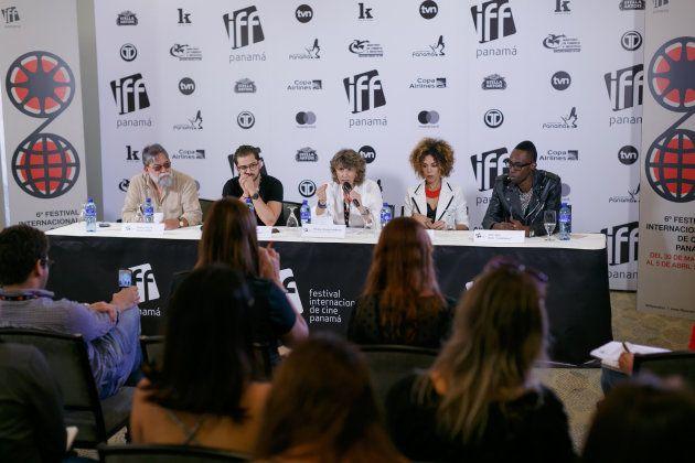 Rueda de prensa de clausura del IFF