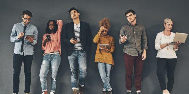 Los siete tipos de compañeros de trabajo más