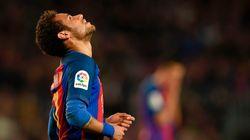 Neymar, sancionado con tres partidos, se perderá el