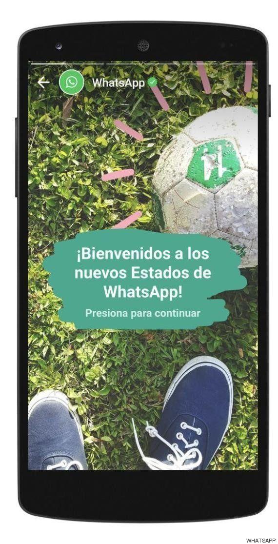 Los nuevos estados de WhatsApp: fotos, textos, 'emojis', vídeos y gifs que durarán 24