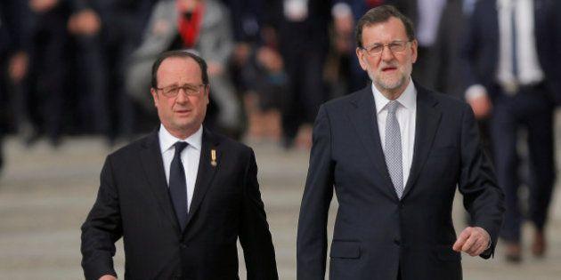 Hollande quiere un nuevo papel para España en la