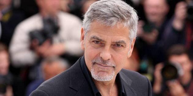George Clooney habla de su futura paternidad: