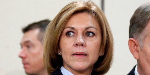 Cospedal anuncia su candidatura para volver a presidir el PP en C-La