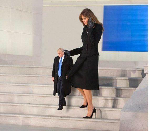 El mini-Trump, ahora en movimiento, que triunfa en las