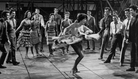 Fotos de bailes de musicales que han ganado el Oscar a la Mejor