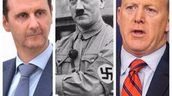 El patinazo histórico de Spicer sobre Hitler y las armas químicas indigna al mundo