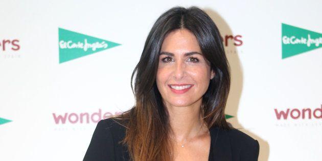 La presentadora Nuria Roca en un acto de la firma Wonders en