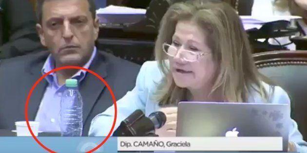 Vas a alucinar con lo que hace este diputado argentino con esa