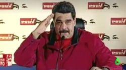 El mensaje de Maduro a Quique Peinado, Cristina Pedroche y
