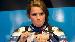 La piloto Elena Myers revela que abandonó el deporte tras sufrir una agresión