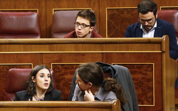 Pablo Iglesias e Irene Montero entran al club de las parejas del