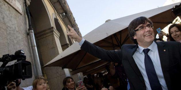 El secretario de Asilo de Bélgica dice que Puigdemont podría pedir asilo en su