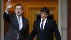 Rajoy y Puigdemont se vieron en La Moncloa el 11 de