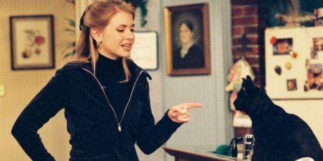 Los protagonistas de 'Sabrina, cosas de bruja' se reúnen 14 años
