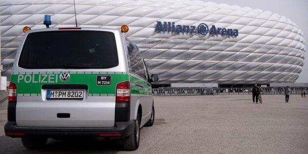 La Policía de Múnich refuerza la seguridad en el partido del Real Madrid tras el ataque de