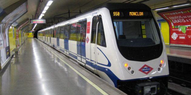 Fechas y horarios de la huelga de maquinistas del Metro de