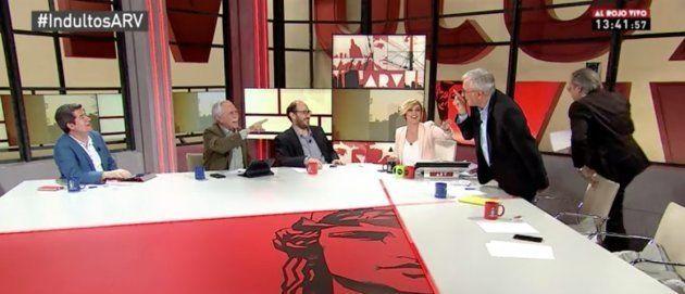 Cristina Pardo, en 'Al Rojo Vivo':