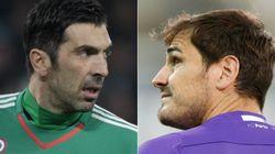 La conversación en Twitter entre Casillas y Buffon que muestra por qué son tan